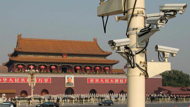 Chine et caméras