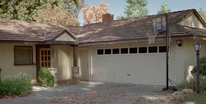Garage de Jeff Bezos à Seattle